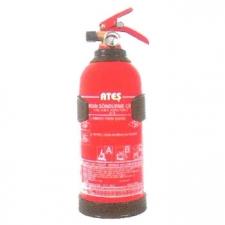 1 Kg Portatif Yangın Söndürme Tüpü