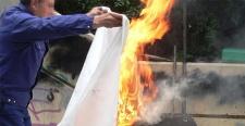 İthal Yangın Battaniyeleri